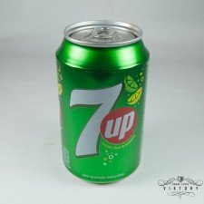 Canette cachette 7UP