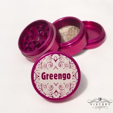 GRINDER GREENGO 4 PARTIES 40 MM
