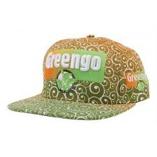 Casquette Greengo par Lauren Rose